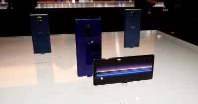 Sony Xperia 10, Xperia 10 Plus, Xperia 1 Hands On - triada japonezilor