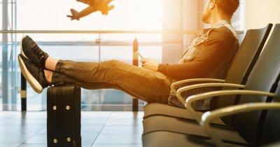 Turism pe smartphone: turiștii își rezervă zboruri prin aplicații