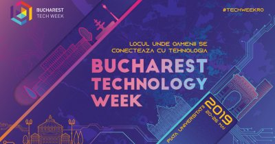 Bucharest Tech Week 2019: speakeri de la Agenția Spațială Europeană