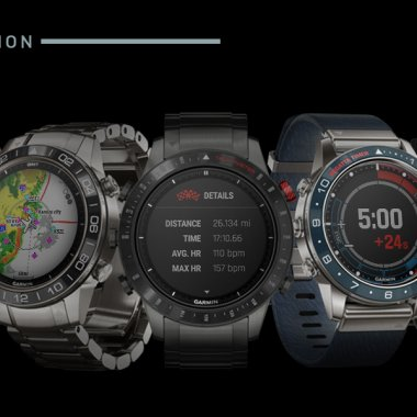 MARQ Collection de la Garmin – smart dar făcut ca un ceas tradițional