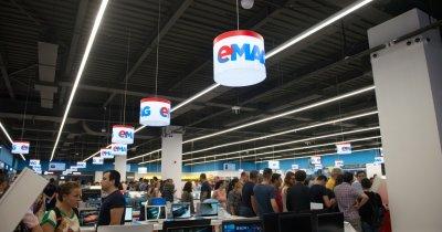 eMAG, fuziune cu Extreme Digital și extindere în alte cinci țări