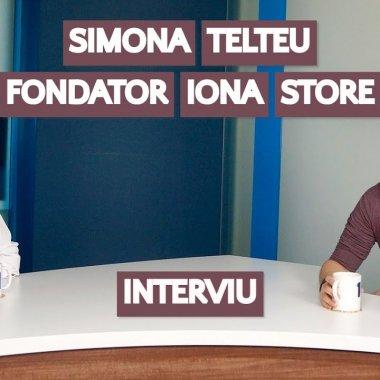 Simona Telteu, Iona Jewerly: Cum faci bijuterie de aur contemporană