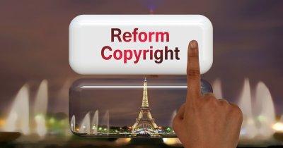 UE adoptă legea privind taxa pe link și drepturile de autor în online