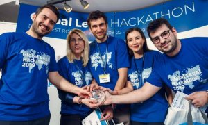 Românii de la Legal Shapers, în finala Global Legal Hackathon 2019