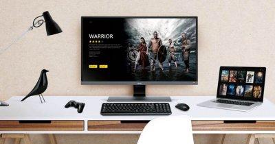 Monitorul potrivit pentru a urmări filme la calitate 4K