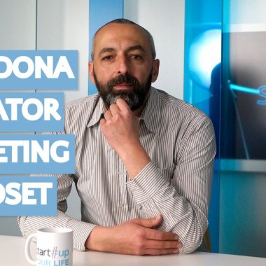VIDEO Marketing Mindset. Înveți marketing cu Alex Dona în toată țara