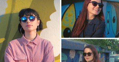 Ochelarii românești făcuți din plastic pe care-l arunci în fiecare zi