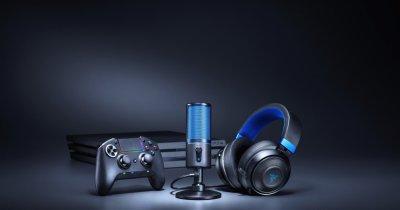 Razer Seirēn X ajunge și pe PS4: microfon de streaming de pe consolă