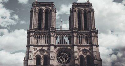 Românii de la UiPath, 1 mil.€ pentru reconstrucția Notre-Dame