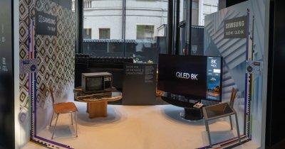 Samsung lansează televizorul 8K în România. Care este prețul