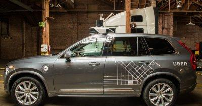 Uber strânge 1 miliard $ pentru mașinile care se conduc singure