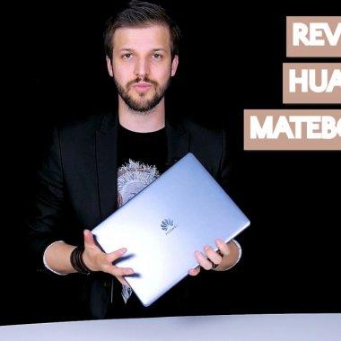 Review Huawei MateBook 13 - surprinzător, bun și diferit