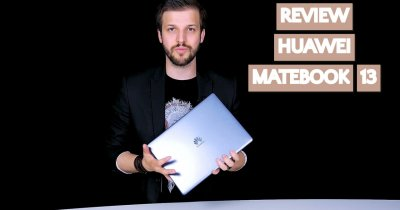 Review Huawei MateBook 13 - surpinzător, bun și diferit