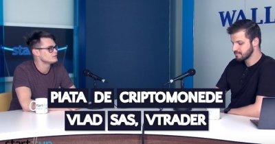 Românii care vor să muște din piața de miliarde de criptomonede