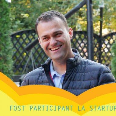 Tabăra Startup Your Life: omul de IT devenit antreprenor în imobiliare