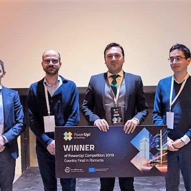 Copacul electric pentru orașe smart, câștigătorul PowerUp! în România