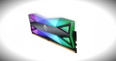 ADATA: noi module de memorie DRAM cu o suprafață RGB considerabilă