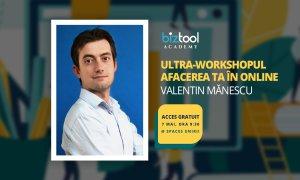 BizTool Academy, ultra-workshop gratuit: cum să fii prezent în online