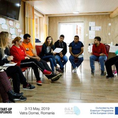Curs de formare în educație antreprenorială pentru tineri