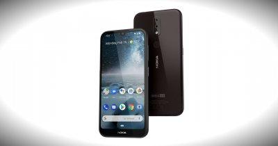 Nokia 4.2 este acum disponibil în România. Are un preț recomandat