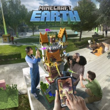 Minecraft Earth, realitate augmentată pentru fanii Minecraft