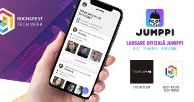 Jumppi, aplicația care te scoate în oraș cu oameni noi