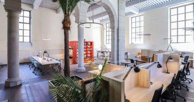Hotelierii europeni care deschid peste 1.000 de spații de coworking