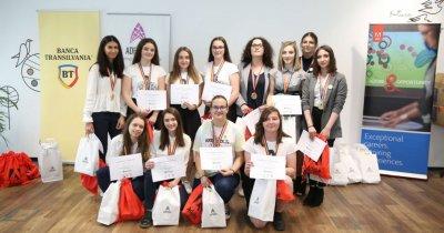 Eleve din România, la cea mai mare competiție de IT din lume