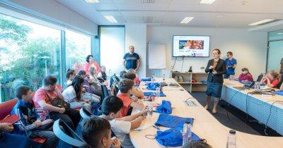 Start Digital @Clasa a 4-a: elevii învață să scrie cod