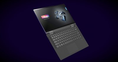 Primul laptop 5G vine de la Lenovo și Qualcomm: Project Limitless