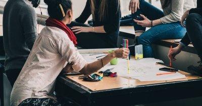 Fonduri europene pentru formarea a 1.600 de tineri antreprenori români