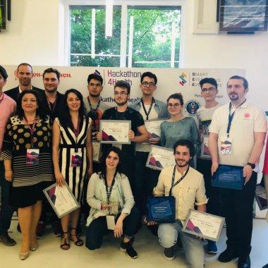 Schimbă sănătatea prin digital: câştigătorii Hackathon4Health