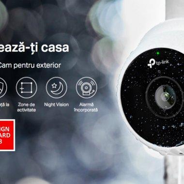 KASA Smart, noua gamă de camere cloud și becuri inteligente TP-Link