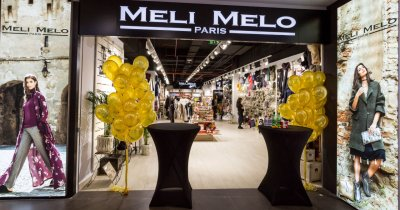 Franciza Meli Melo: retailerul caută parteneri în România