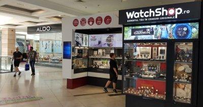 WatchShop.ro intră într-o nouă zonă de retail cu primul magazin fizic