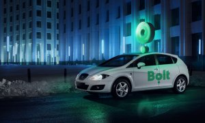 Bolt va permite plata curselor în cash în România