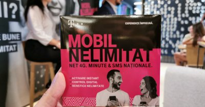 Vrei ceva de la Mega? Poate un abonament Telekom Mobil Nelimitat?