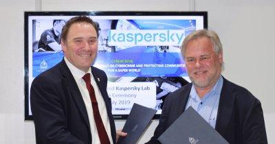 Kaspersky extinde cooperarea cu Interpol pentru a lupta cu hackerii