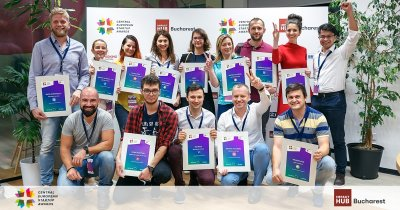 Știi niște startup-iști români mișto? Nominalizează-i la CESA 2019