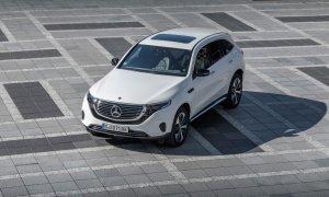 Primul SUV Mercedes-Benz electric poate fi cumpărat prin Rabla Plus