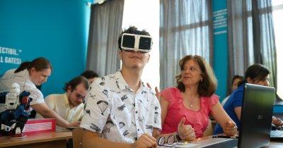 Laborator inteligent finanțat de Primărie într-un liceu din Capitală