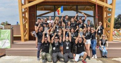 Românii de la Over4, pe podium la Solar Decathlon Europe 2019