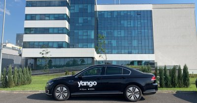 Yango introduce serviciul Confort în București