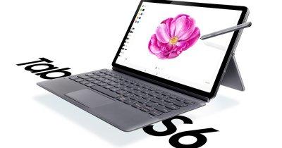 Samsung Galaxy Tab S6, o tabletă pentru nevoile tale de productivitate