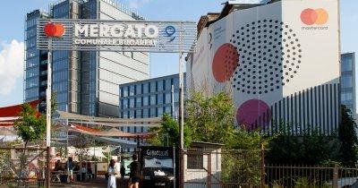 """Plătești cu cardul la """"piață"""": Mastercard, partener MercatoComunale"""