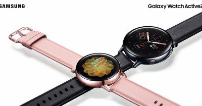 Galaxy Watch Active2: accent pe sănătate și conectivitate îmbunătățită