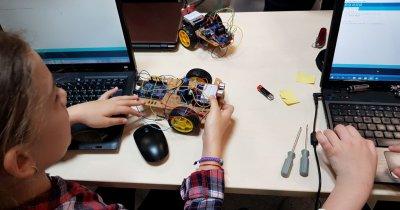 Atelierele CoderDojo București - cum îți poți înscrie copilul?