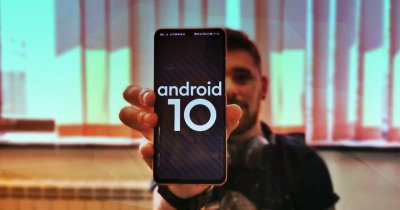 PREVIEW Android Q și EMUI 10 pe Huawei P30 Pro: schimbări de impact