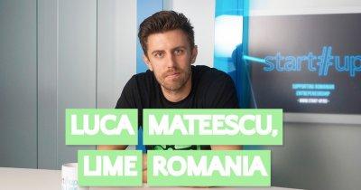 Luca Mateescu, Lime România: Cum să te comporți mai bine pe trotinetă