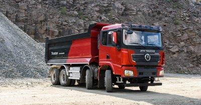 360 de camioane ies de pe linia de asamblare la Baia Mare